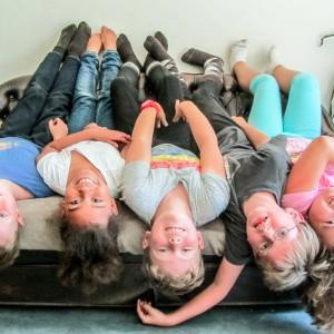 Kinderkamp juli groep 2