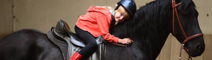 De Paardenboerderij - Kinderkamp